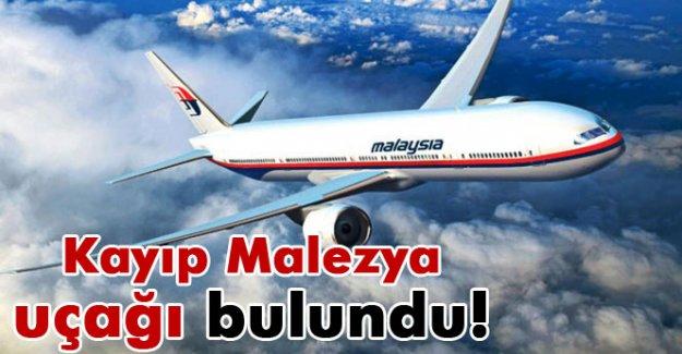 Enkaz parçası 1 yıldır kayıp Malezya uçağına ait