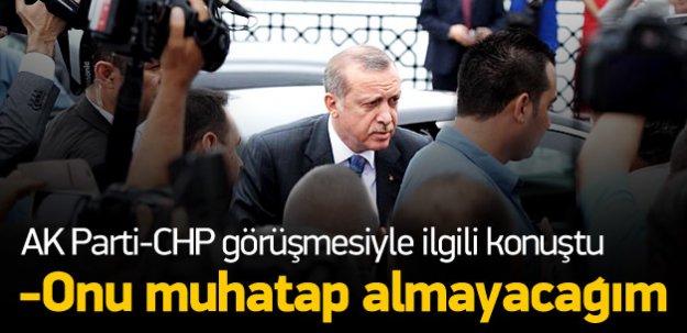 Erdoğan: Bahçeli'yi muhatap almayacağım
