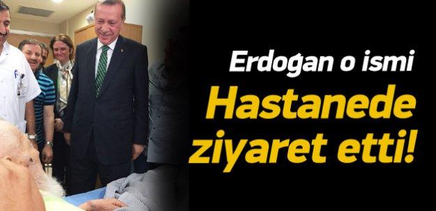 Erdoğan'dan Kırkıncı hocaya ziyaret