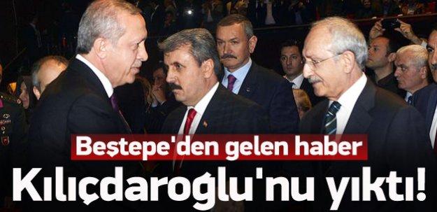 Erdoğan görevi Kılıçdaroğlu'na verecek mi?