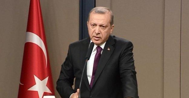 Erdoğan, İstanbul'daki saldırılar hakkında bilgi aldı