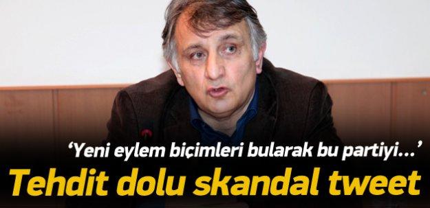 Erol Katırcıoğlu'ndan skandal tweet