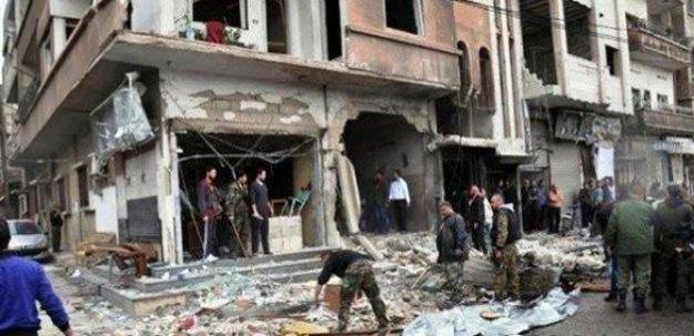 Esed sivilleri vurdu: 18 ölü