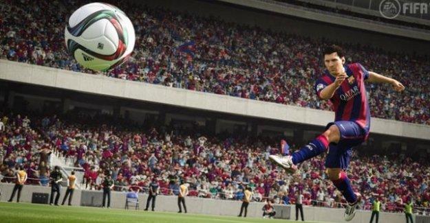 FIFA 16'ya Türkçe destek geliyor