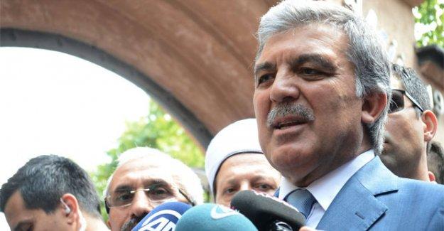 Gül: 'Türkiye zor günlerin üstesinden gelecektir'
