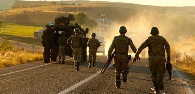 Gümüşhane'de PKK'lılarla silahlı çatışma çıktı