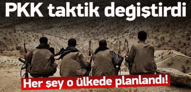 Güvenlik güçleri uyarıldı: PKK taktik değiştirdi