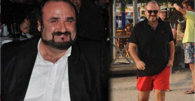 Hakan Aysev 50 kilo zayıfladı kimse tanıyamadı