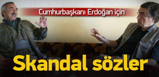 Hasan Cemal'den Erdoğan hakkında skandal sözler