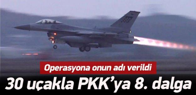 Havalanan F-16'lar Kandil'i bombaladı