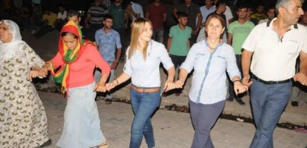 HDP'li başkanlardan PKK kutlaması