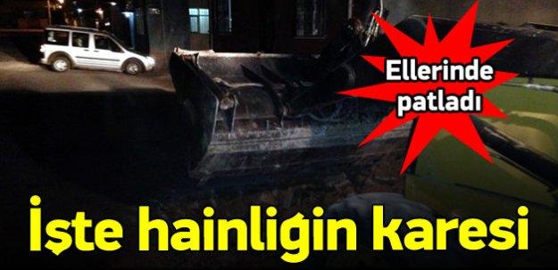 HDP'li belediyeden PKK yandaşlarına hendek