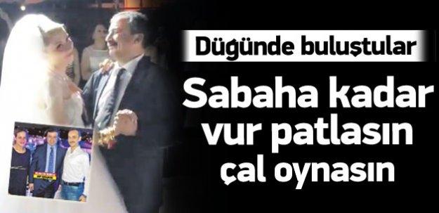 HDP'liler düğünde buluştu