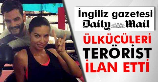 İngiliz Gazetesinden Ülkücülere terörist iddiası