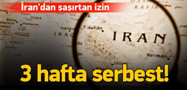 İran'dan Yahudi gazetesine 3 hafta izin