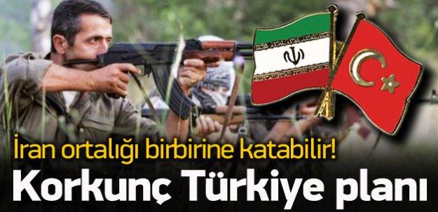 İran'ın korkunç Türkiye planı