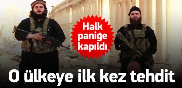 IŞİD Almanca kliple Almanya'yı tehdit etti