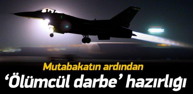 """IŞİD'e karşı """"ölümcül darbe"""" hazırlığı"""