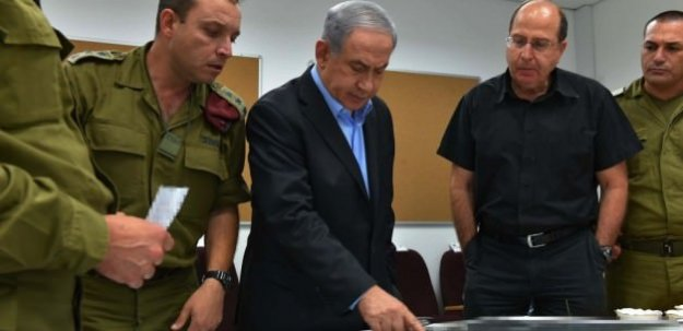 İsrail'den İran'a üstü kapalı tehdit