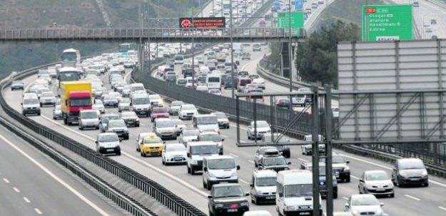 İstanbul'da o bölgede trafik yüzde 30 azalacak