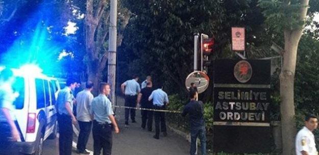 İstanbul'da Selimiye Orduevi'nde patlama