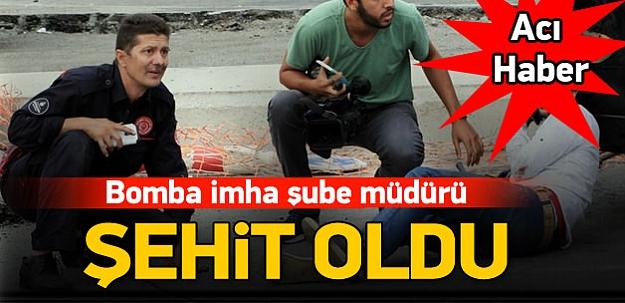 İstanbul'daki çatışmada 1 polis şehit oldu