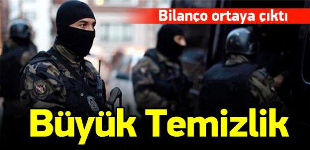 İstanbul'daki operasyonlarda 41 kişi tutuklandı