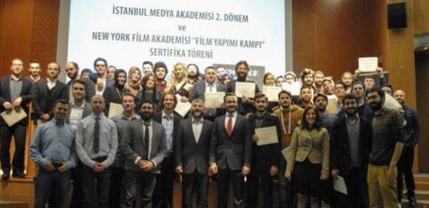 İstanbul Medya Akademisi'nden çok önemli proje