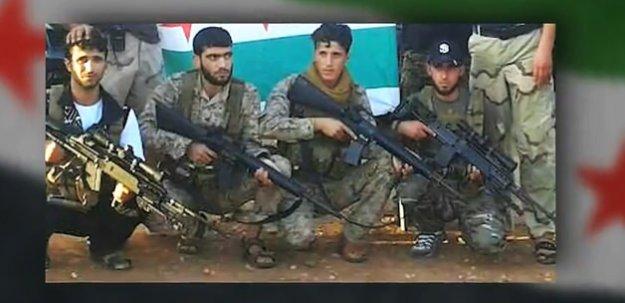 İşte 1 milyon dolarlık ''eğit-donat'' askerleri