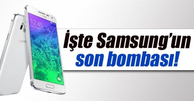 İşte Samsung'un son bombası: Galaxy Note 5