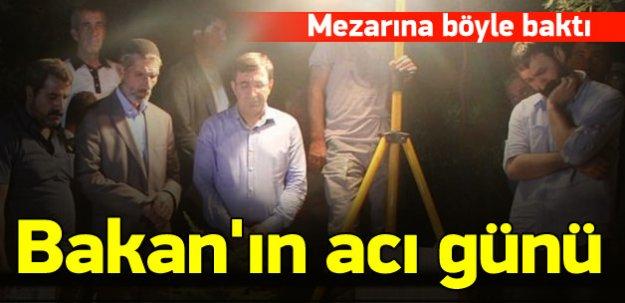 Kalkınma Bakanı Cevdet Yılmaz'ın acı günü
