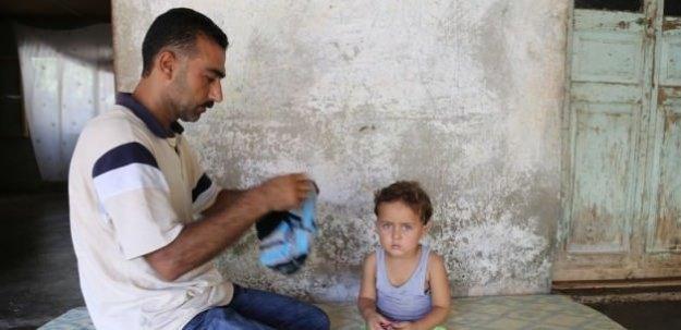 Katil Esed küçük Adnan'ın hayatını kararttı
