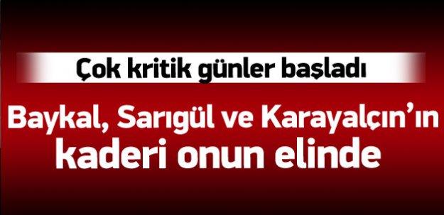 Kılıçdaroğlu 3 önemli isim için karar verecek
