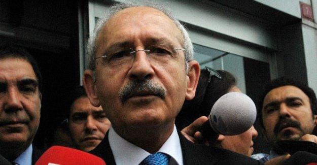 Kılıçdaroğlu: 'Kandan beslenen siyasetçiler var'