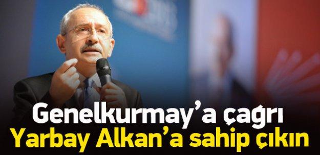 Kılıçdaroğlu'ndan Genelkurmay'a yarbay çağrısı