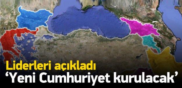 'Kırım Tatar Cumhuriyeti kurulacak'