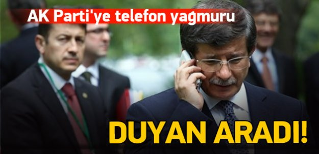 Koalisyonu duyan AK Partililer telefona koştu