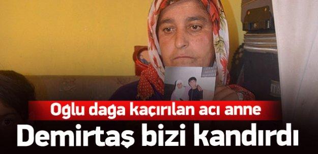 Kürt halkından HDP'ye tepki