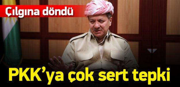 Kuzey Irak'tan PKK'ye çok sert tepki