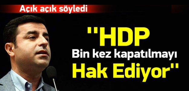 Kuzu: HDP bin kez kapatılmayı hak ediyor