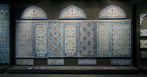 Louvre Müzesi'nde Osmanlı izleri