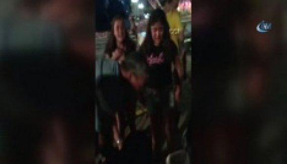 Lunaparkta airbon borusu koptu: 2 çocuk yaralı