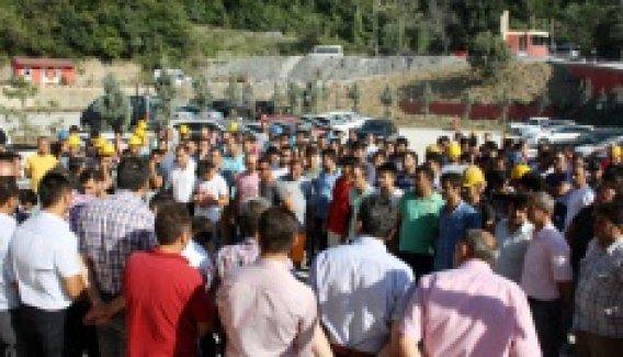 Maden işçileri grev kararı aldı