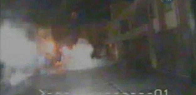 Mardin'de patlama: 2'si çocuk 3 yaralı