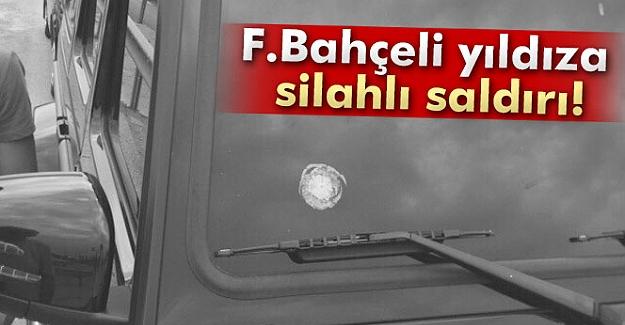 Mehmet Topal'a silahlı saldırı!