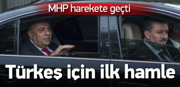 MHP'den Tuğrul Türkeş için ilk hamle