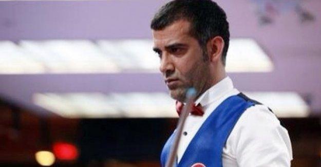 Milli bilardocu Tayfun Taşdemir dünya şampiyonu