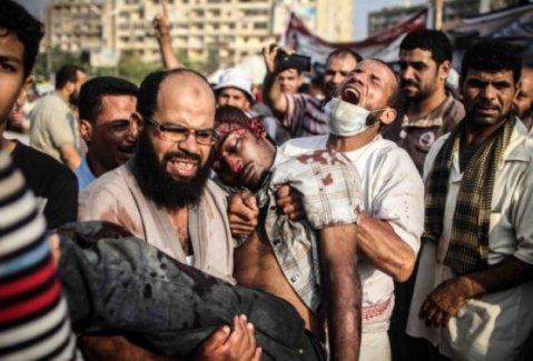 Mısır'da iki yılda 2 bin 799 kişi öldürüldü