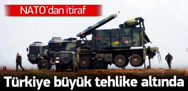 NATO yetkilisi: Türkiye için tehlike devam ediyor