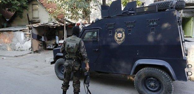 'Öz yönetim' açıklamasına 8 gözaltı